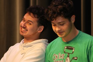 Gabriel Salazar and Anthony Williamson - Honorable Mention