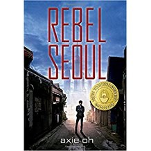 Rebel Seoul cover