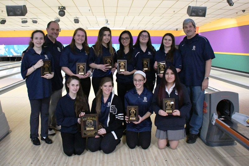 Congratulations to the Bowling Teams! Featured Photo