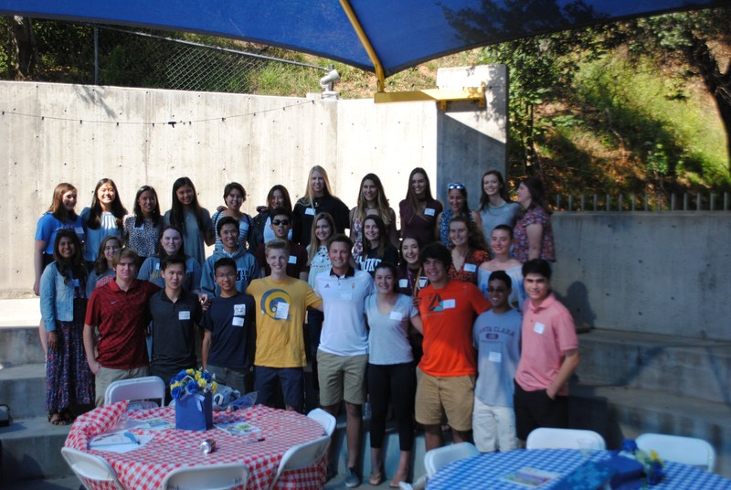 Class of 2013 Off to College Reunion at High Point