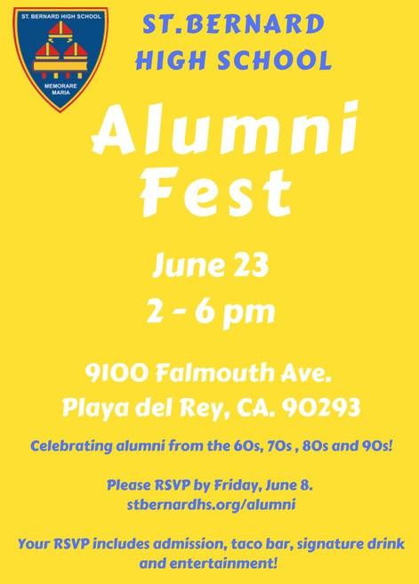 Alumni Fest Featured Photo