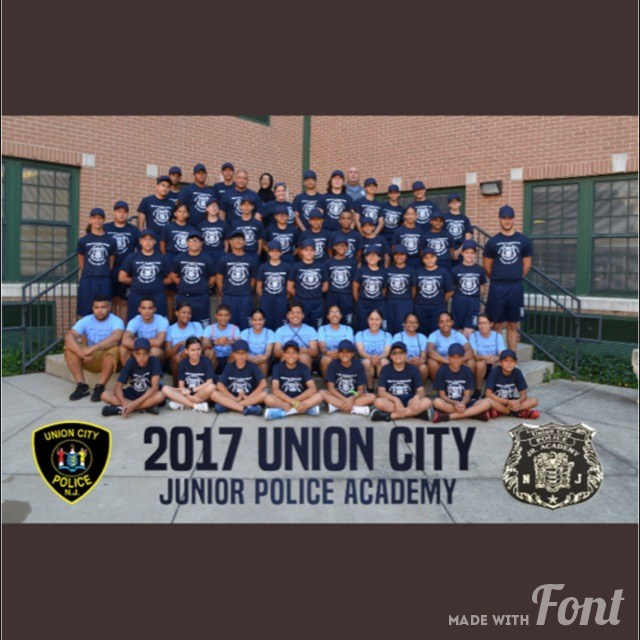 UC Junior Police sponsered by Coalition