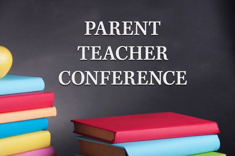 Parent Teacher Conference on blackboard