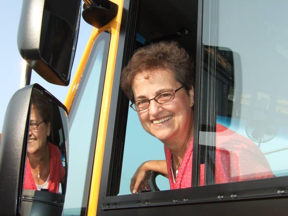 Miss Joan - Bus #27