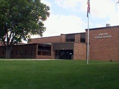 Yankton Middle School this building Served as Yankton High School 1958-1996