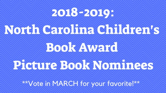 2018-2019 Picture Book Nominees
