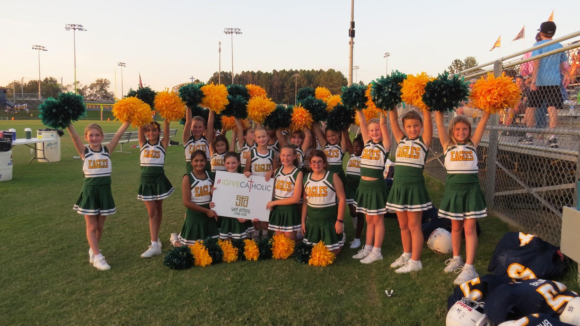 STA Cheerleaders