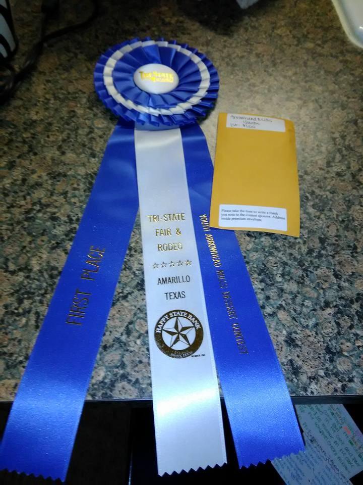 Tri-State Fair Arrowhead Mills Dessert Winner