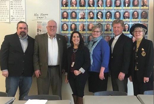 Legislative Visit Featured Photo