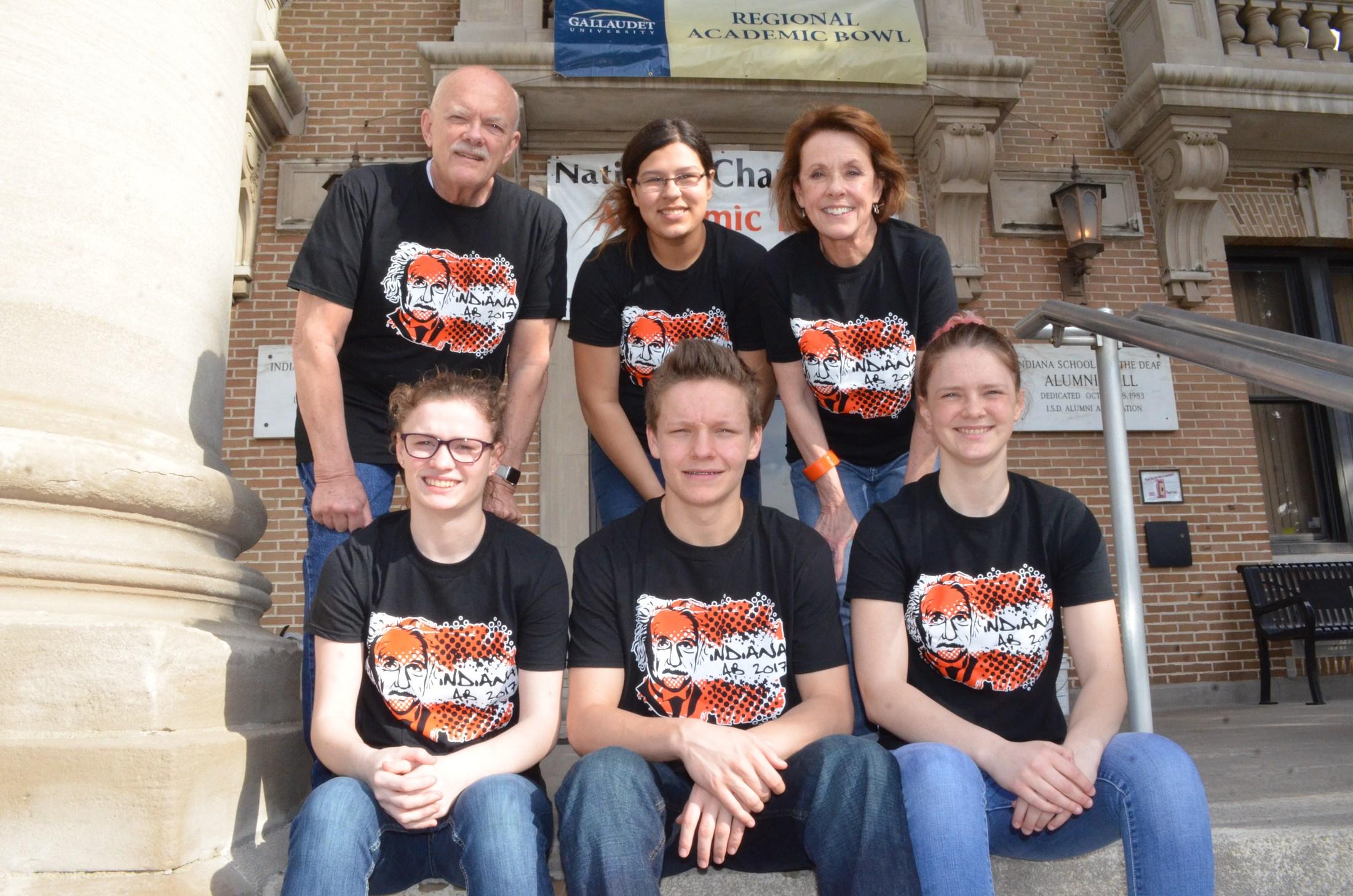 ISD AB Team Photo