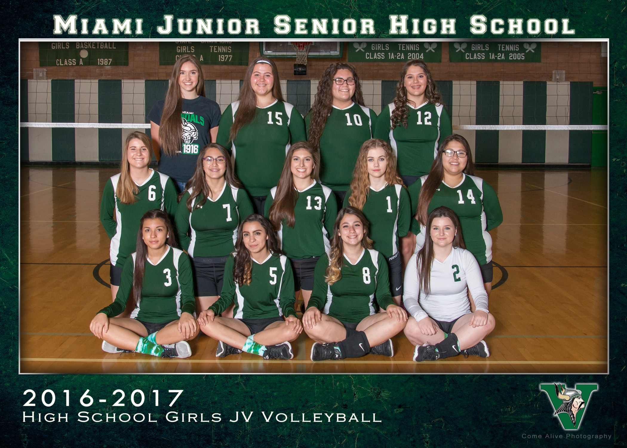 High School VolleyBall JV