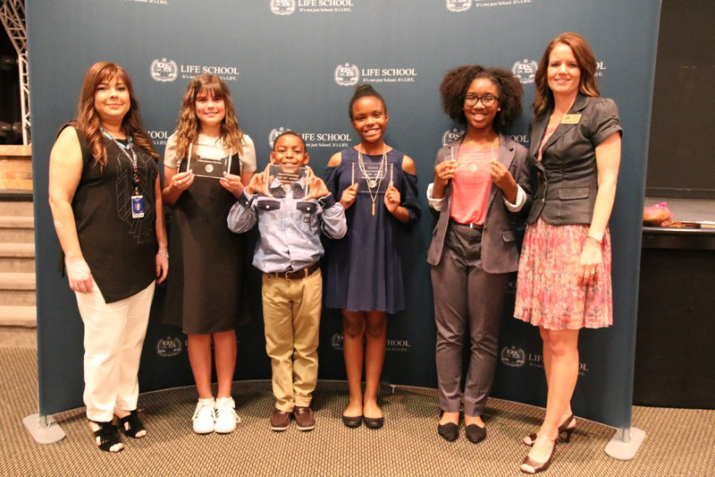 Gifted and Talented Expo Winners