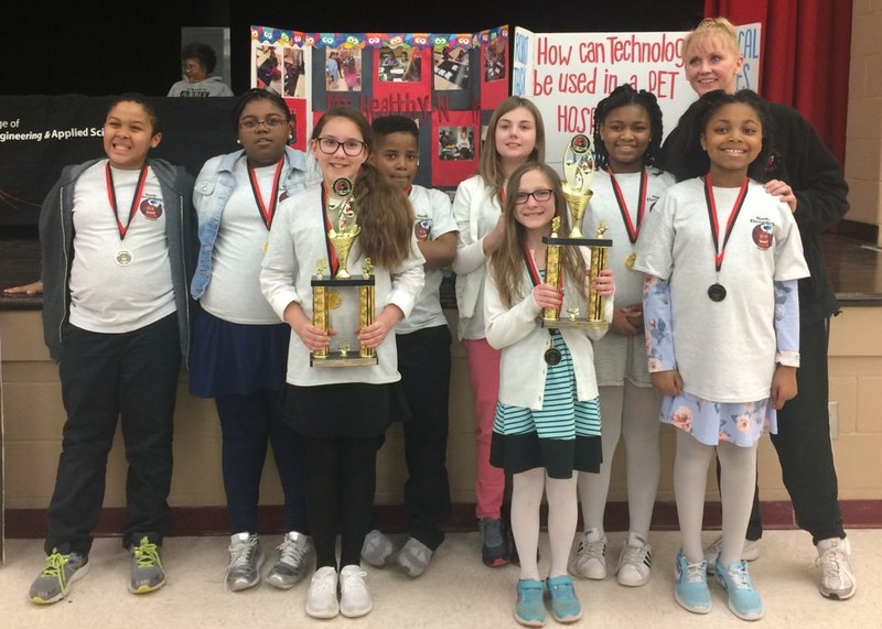 Mt. Healthy Robotics Teams Earn Top Prizes at Competition Featured Photo