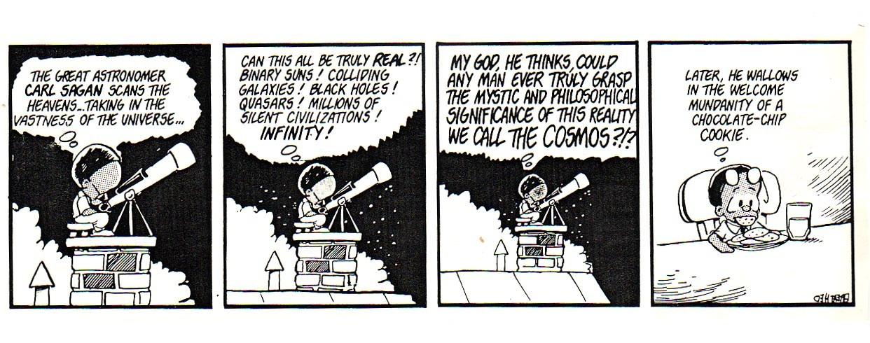 Astronomy Cartoon