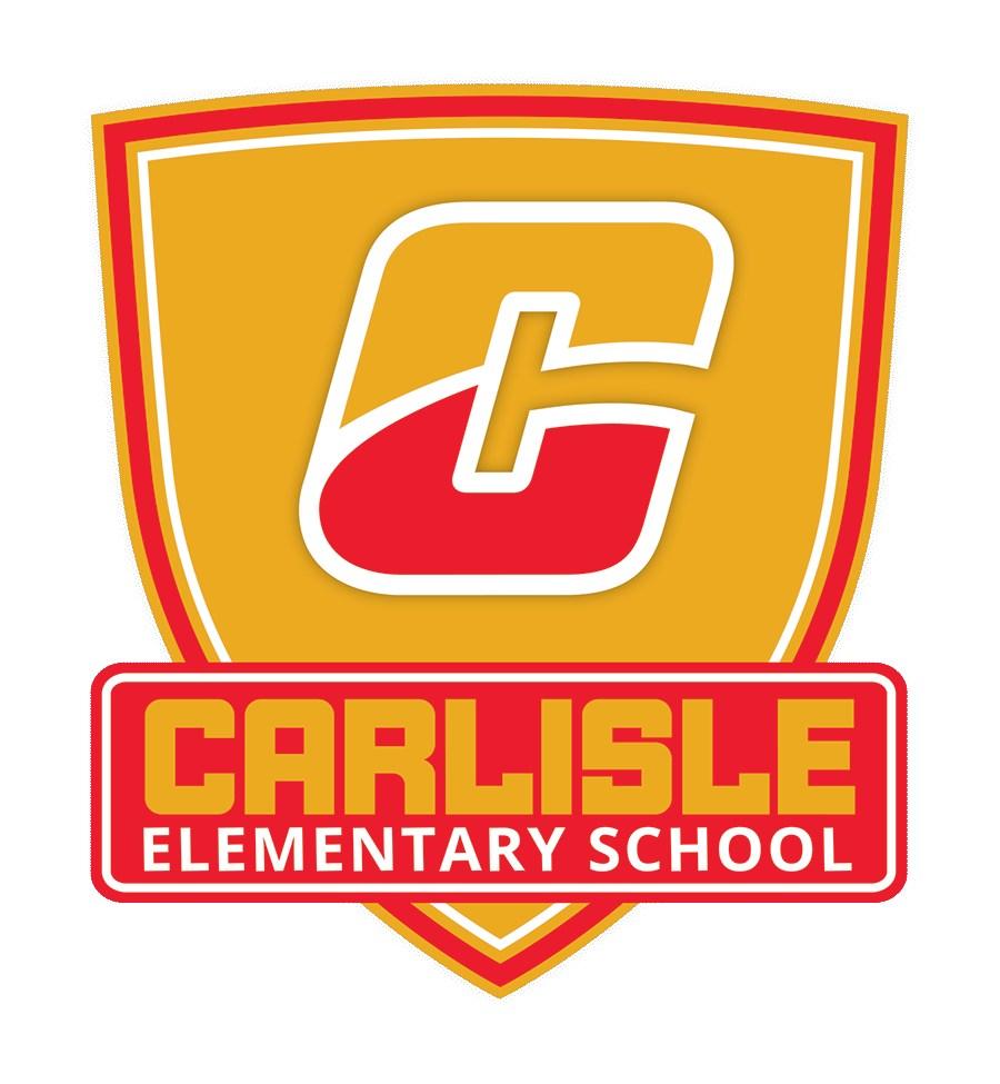 Carlisle Elementary Banner Logo