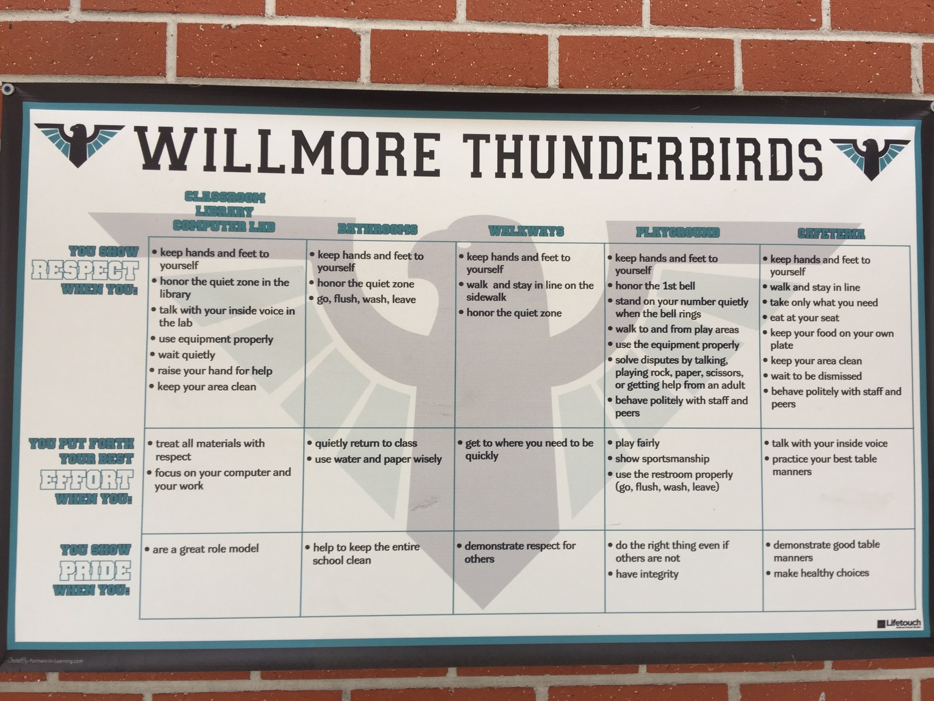 Winners at Willmore!