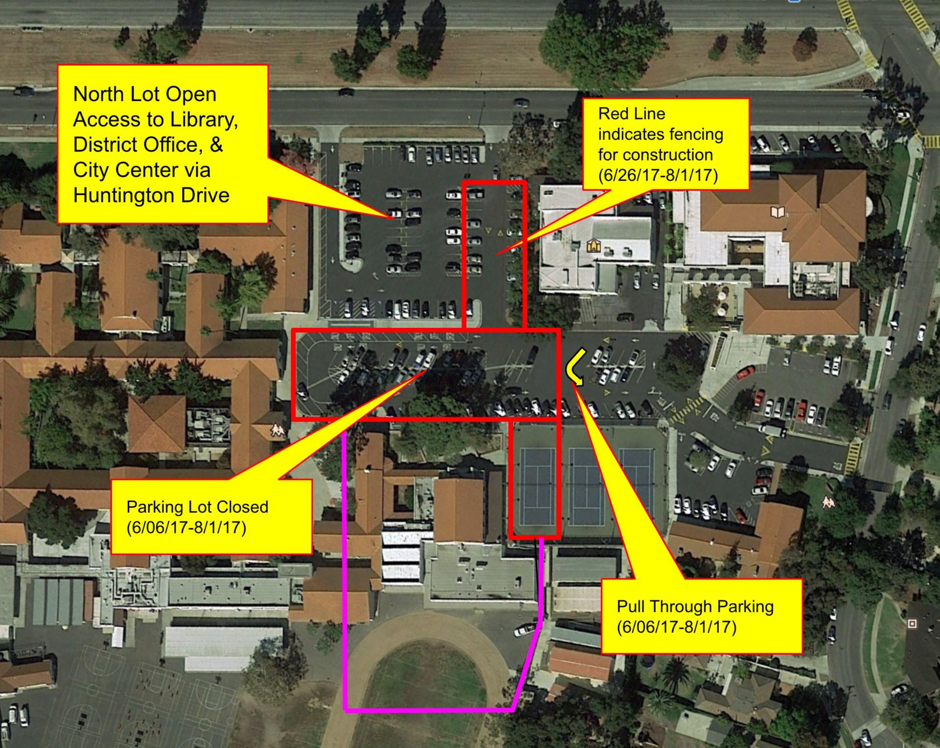 6-9-17 Closure Map
