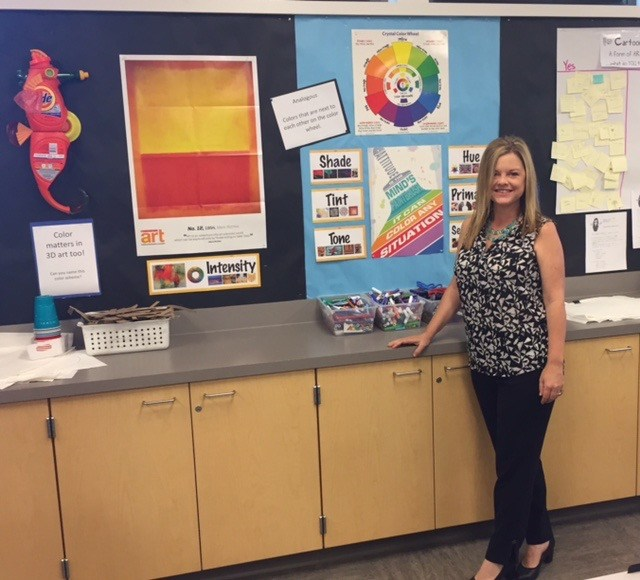 Jennifer Hodge named LA County Teacher of the Year and Finalist for California State Teacher of the Year! Featured Photo