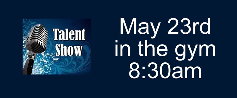 Talent Show Information Thumbnail Image