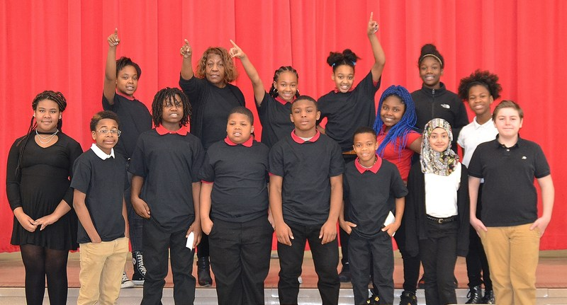 Mt. Healthy South Elementary Celebrates Dr. King by Honoring Peacemakers Featured Photo