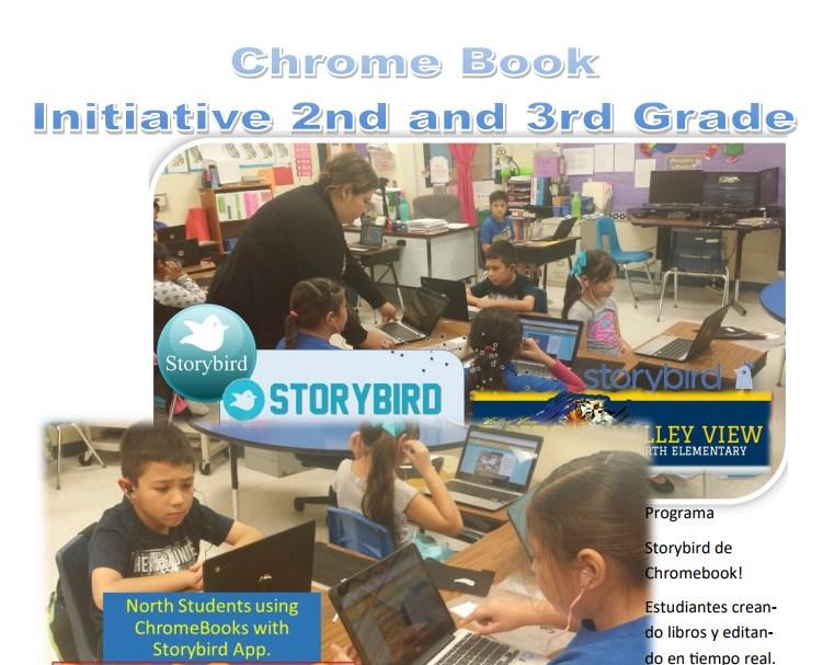 Visit Chromebook Teaching Center Thumbnail Image