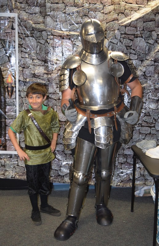 4th Grade Middle Ages Day Featured Photo