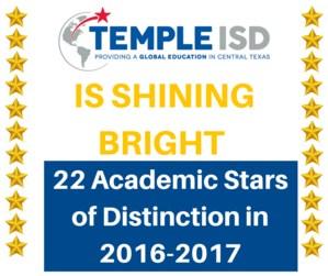 22 Stars of Distinction
