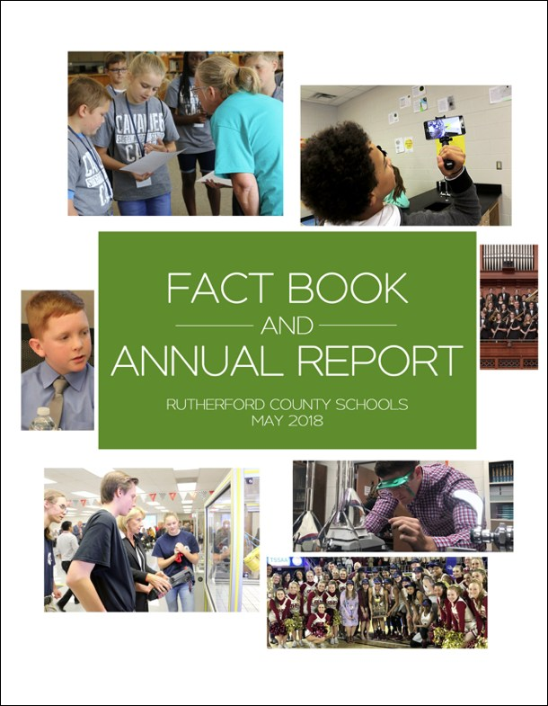 2018 Fact Book & Annual Report