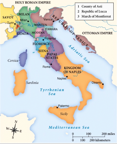a history of italy during the roman empire and during the italian renaissance The italian city-states of the renaissance of naples was the only king in italy during the renaissance at the court of the holy roman empire.