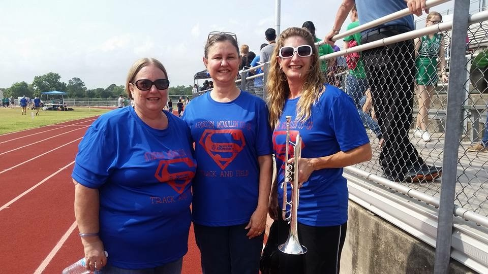 Co-op Staff at Special Olympics