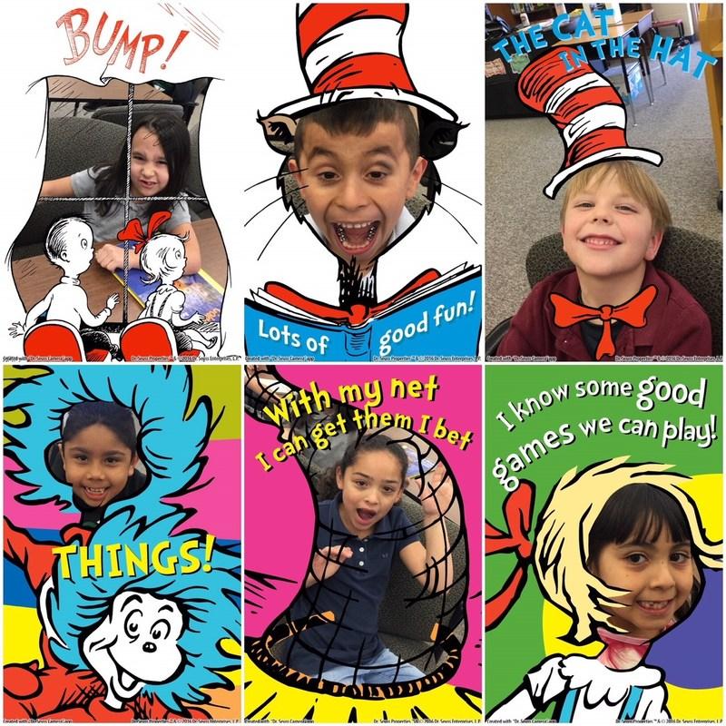 Wilson Celebrates Dr. Seuss Week! Thumbnail Image