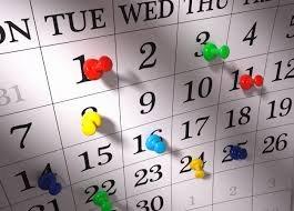 Calendar Issues Thumbnail Image