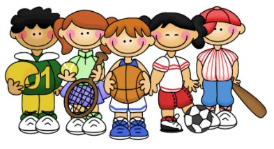 Kids Playing Sports