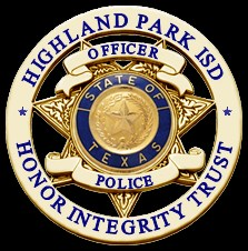 HPISD Police Department Badge