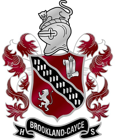 Brookland-Cayce High School's Coat of Arms