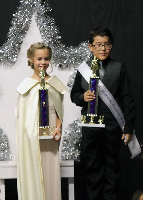 Julie Crabb & Emiliano Garza Crowned Queen & King Thumbnail Image