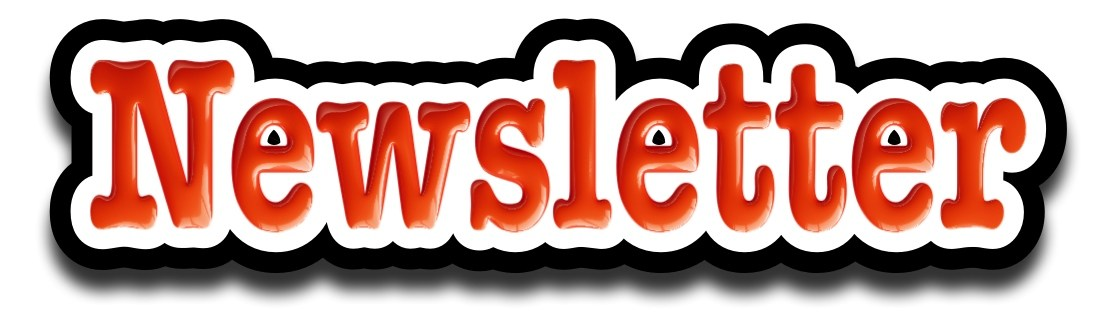 image of letters for newsletter