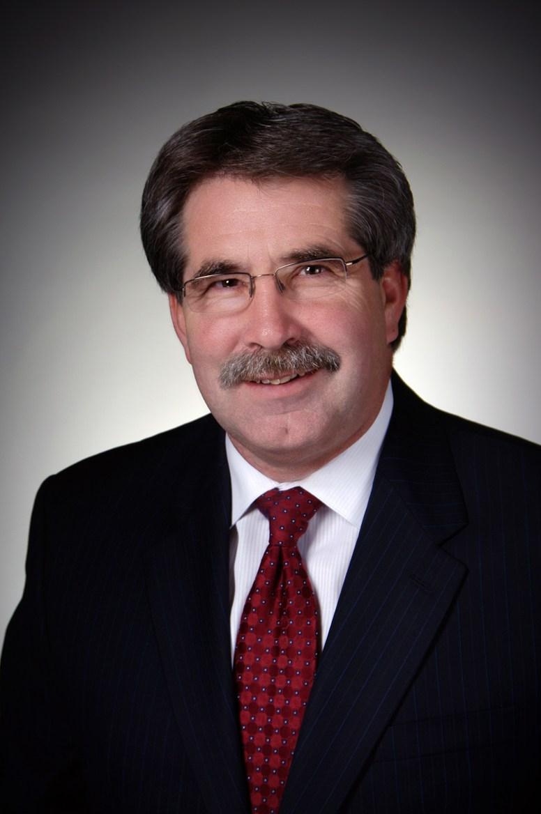 Superintendent, John Schieche
