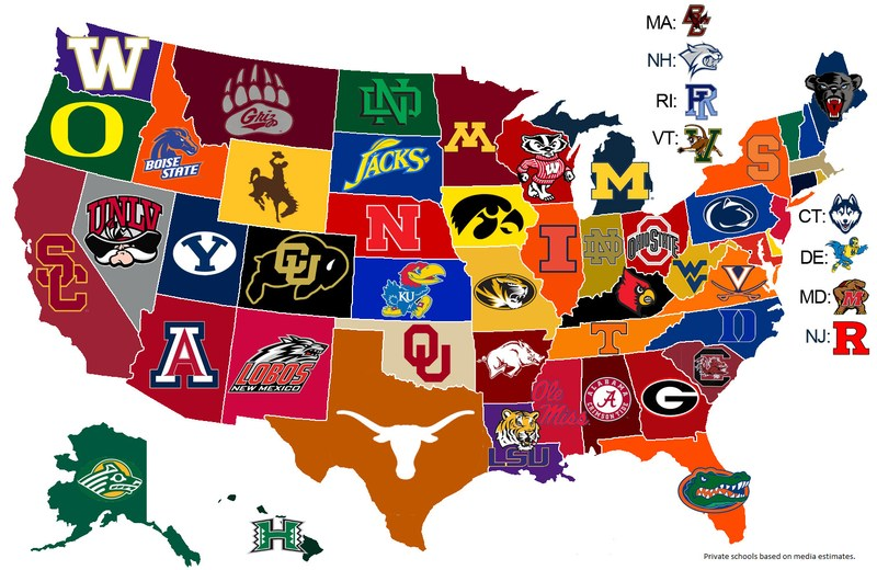 Colleges coming to our lunch!! Thumbnail Image
