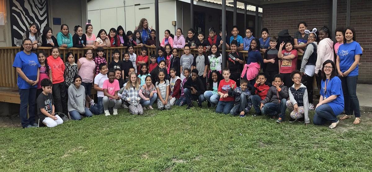 2017 - 2018 HPG Fourth Grade Class