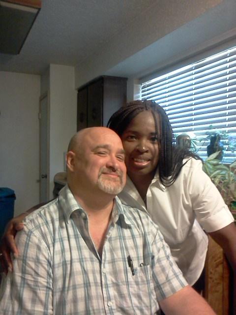Me and my husband (Steve)
