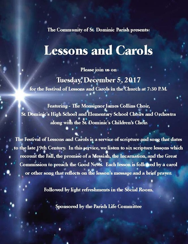 Lessons and Carols 2017 Featured Photo