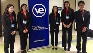 SPHS Junior Varsity Virtual Enterprise Team