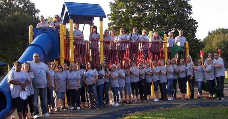 Conover School Staff 2017