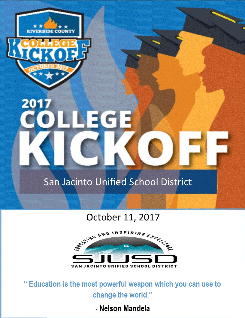 College Kick Off 2017