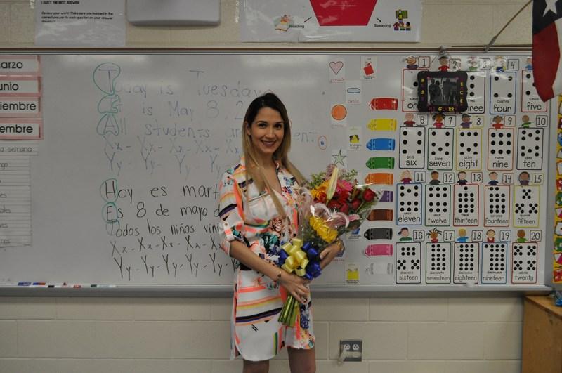 2017-2018 Teacher of the Year Thumbnail Image