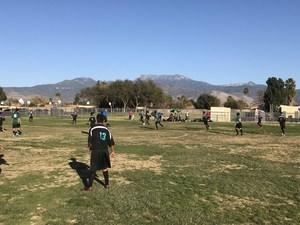 Boys Soccer vs North Mountain