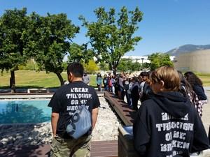 DMS AVID Tours Cal State San Bernardino