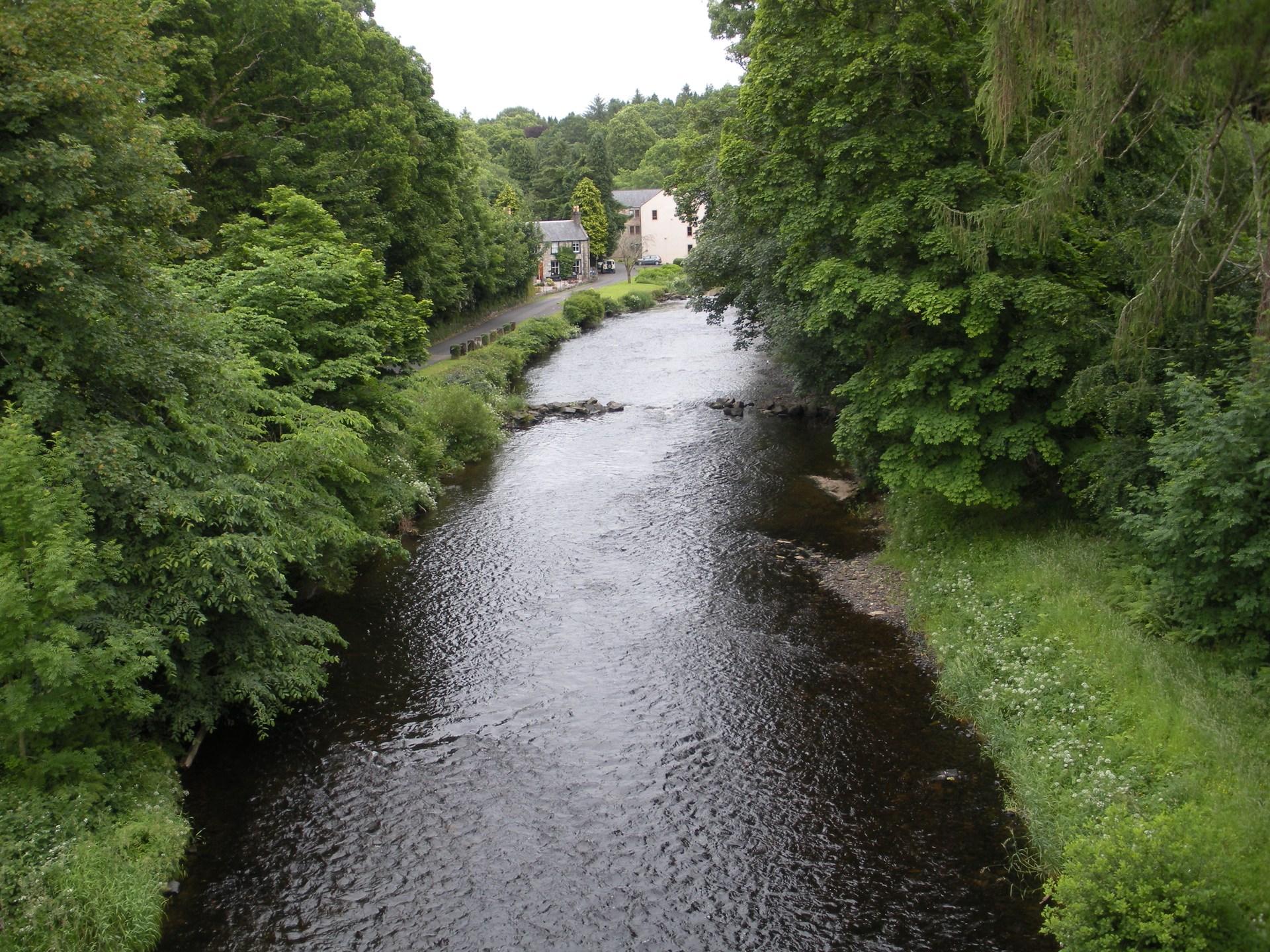 River Doon, Ayr