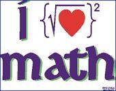 image of I love math
